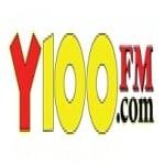 Logo da emissora KCYY 100 FM