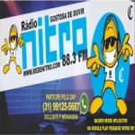 Logo da emissora Rádio Nitro 88.3 FM