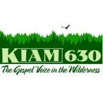 Logo da emissora KIAM 630 AM 91.9 FM