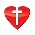 Logo da emissora KBKO 88.3 FM Sacred Heart