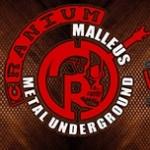Logo da emissora Rádio Cranium Malleus