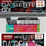 Logo da emissora Web Rádio Comunitária Da Gente