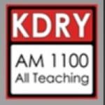 Logo da emissora KDRY 1100 AM