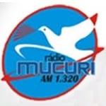 Logo da emissora Rádio Mucuri 1320 AM