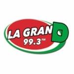 Logo da emissora KDDS 99.3 FM La Gran D