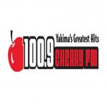Logo da emissora KARY 100.9 FM Cherry