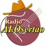 Logo da emissora Alô Sertão Sertaneja