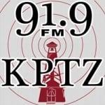 Logo da emissora KPTZ 91.9 FM