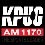 Logo da emissora KPUG 1170 AM