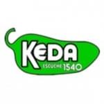 Logo da emissora KEDA 1540 AM