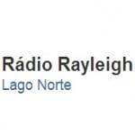 Logo da emissora Rádio Rayleigh