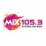Logo da emissora KONA 105.3 FM Mix