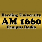 Logo da emissora Radio Harding University AM 660 AM