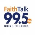 Logo da emissora Radio KDIS 99.5 FM
