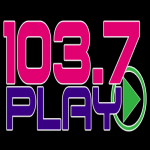 Logo da emissora WURV 103.7 FM Play
