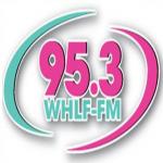 Logo da emissora WHLF FM 95.3