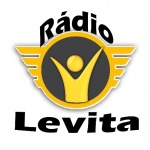 Logo da emissora Rádio Levita Gospel