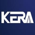Logo da emissora KERA 90.1 FM