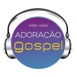Logo da emissora Rádio Adoração Gospel