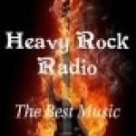 Logo da emissora Heavy Rock Rádio