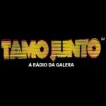 Logo da emissora Tamo Junto FM Rio