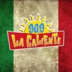 Logo da emissora Radio KEBT 96.9 FM