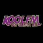 Logo da emissora KFGL 100.7 FM