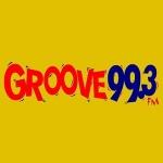 Logo da emissora KKBB 99.3 FM Groove
