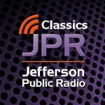Logo da emissora Radio KNYR 91.3 FM