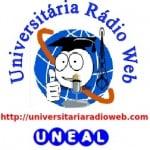 Logo da emissora Universitária Rádio Web