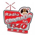 Logo da emissora Rádio Consolação 1340 AM