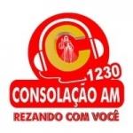 Logo da emissora Rádio Consolação 1230 AM