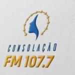 Logo da emissora Rádio Consolação 107.7 FM