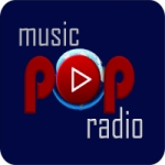 Logo da emissora Music Pop Radio
