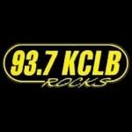 Logo da emissora KCLB 93.7 FM