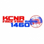 Logo da emissora Radio KCNR 1460 AM
