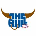 Logo da emissora Radio KDES 98.5 FM