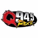 Logo da emissora KFRQ 94.5 FM