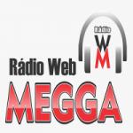 Logo da emissora Rádio Web Megga