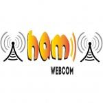 Logo da emissora Ham Web Com