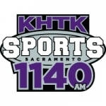 Logo da emissora Radio KHTK Sports 1140 AM