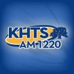 Logo da emissora Radio KHTS 1220 AM