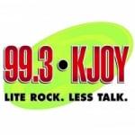 Logo da emissora Radio KJOY 99.3 FM
