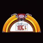 Logo da emissora KKHB 105.5 FM Cool
