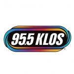 Logo da emissora KLOS 95.5 FM