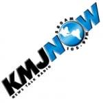 Logo da emissora Radio KMJ 580 AM 105.9 FM