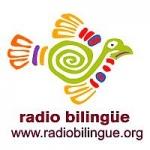 Logo da emissora Radio KMPO 88.7 FM