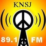 Logo da emissora Radio KNSJ 89.1 FM