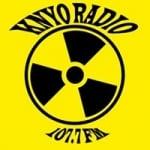 Logo da emissora Radio KNYO 107.7 FM