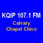 Logo da emissora Radio KQIP-LP 107.1 FM
